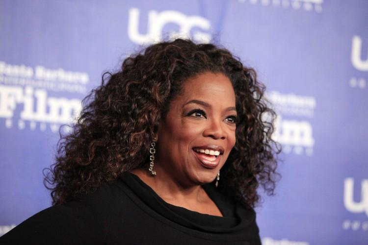 Asla vazgeçmeyen bir TV divası: Oprah Winfrey