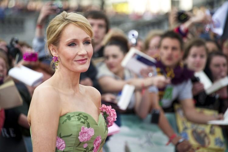 Rowling'in peri masalı!