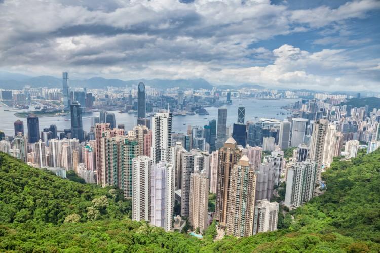 Dünya ticaretinin merkezi: Honk Kong